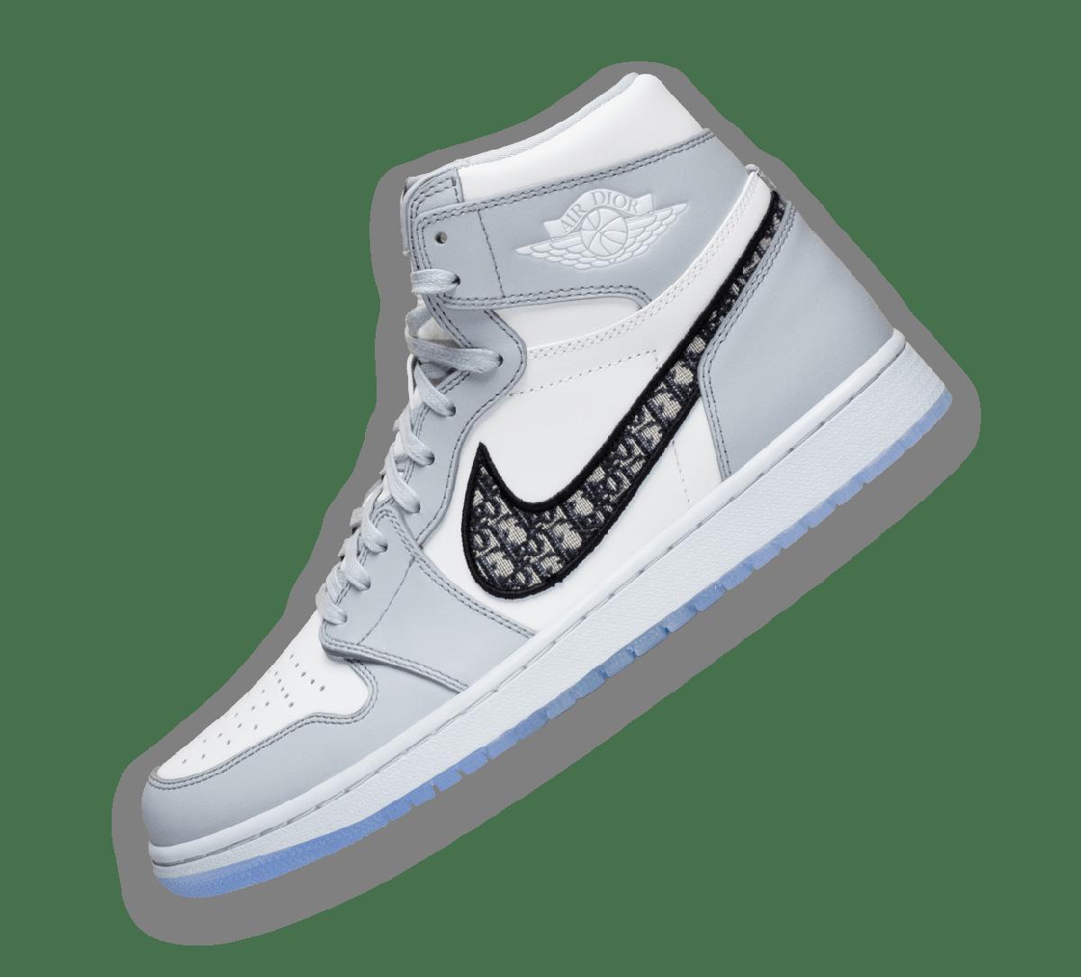 Nike Air Jordan 1 Retro High x Dior Image