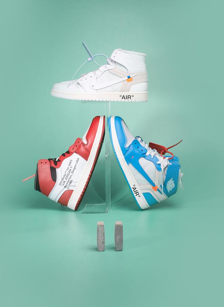 Nike x Off-White Jordan 1 Collection