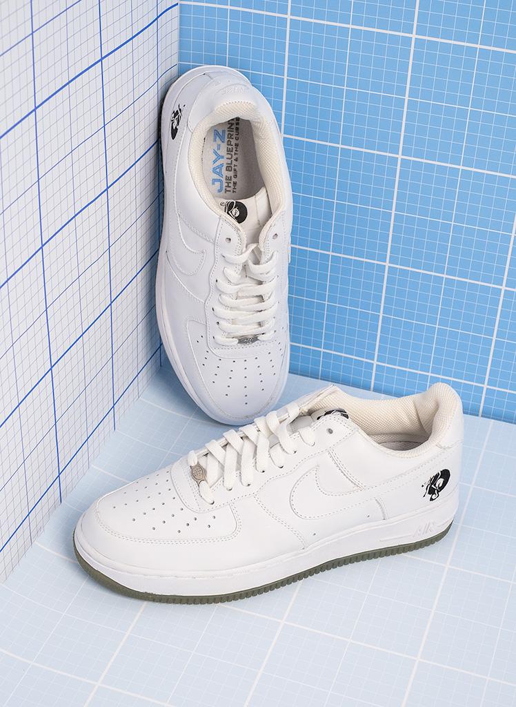 2x Nike Air Force 1 Jay-Z 'The Blueprint 2