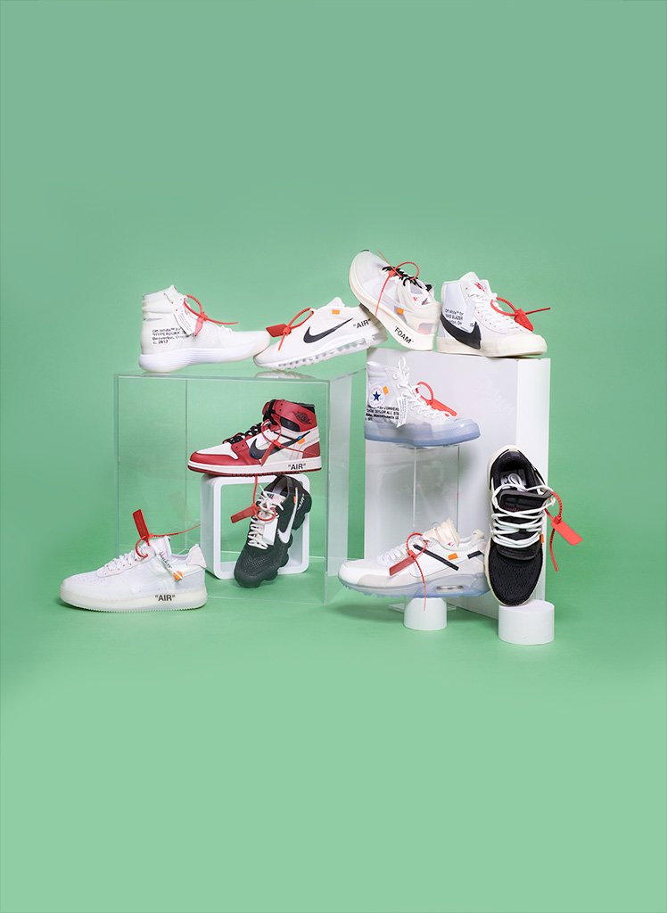 Nike Off-White 'The Ten' Collection