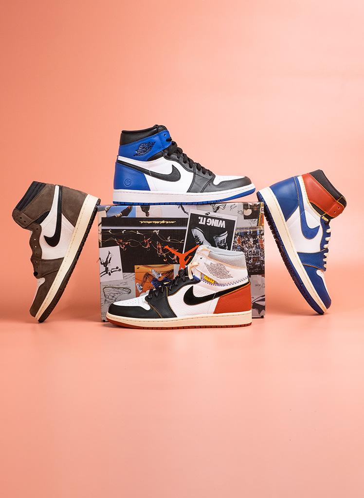 Jordan 1 Modern Classic Collection