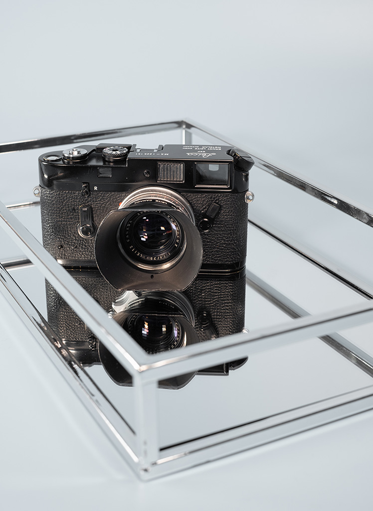 Leica Tablett