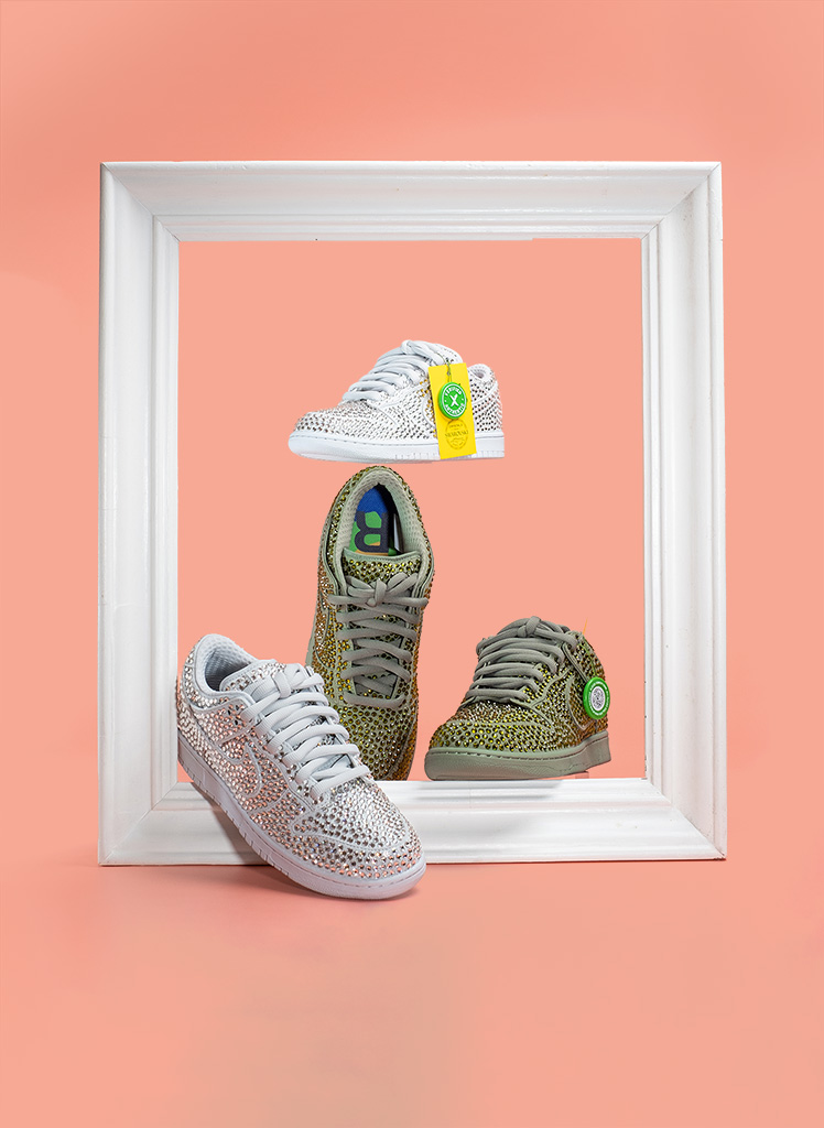 Nike SB Dunk Low CPFM Collection