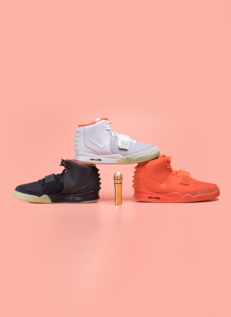 Epic Nike Air Yeezy 2 Collection
