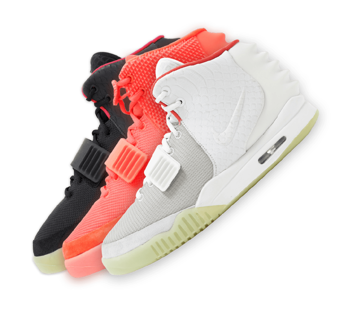 Epic Nike Air Yeezy 2 Collection Image