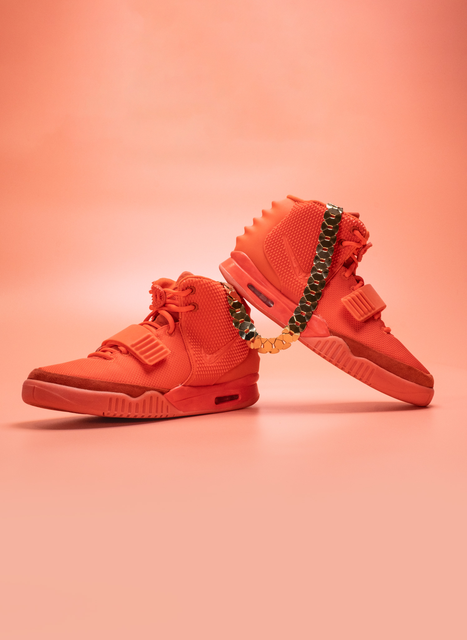 Nike Air Yeezy 2 Red October Mood 2