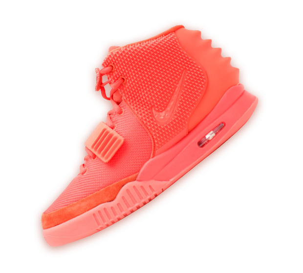 Nike Air Yeezy 2 'Red October' Image