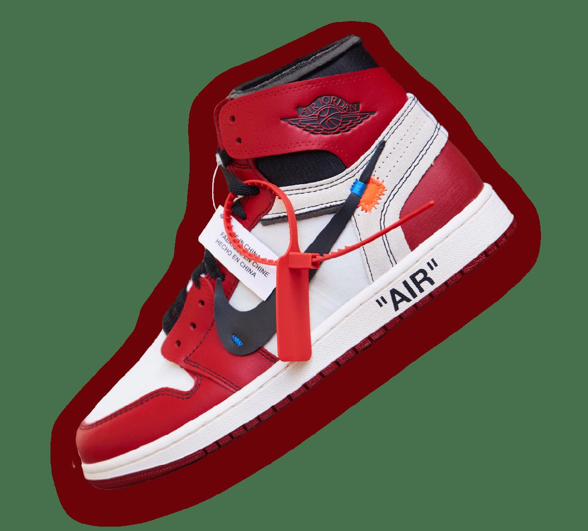 Nike Air Jordan 1 Off-White 'Chicago' Image