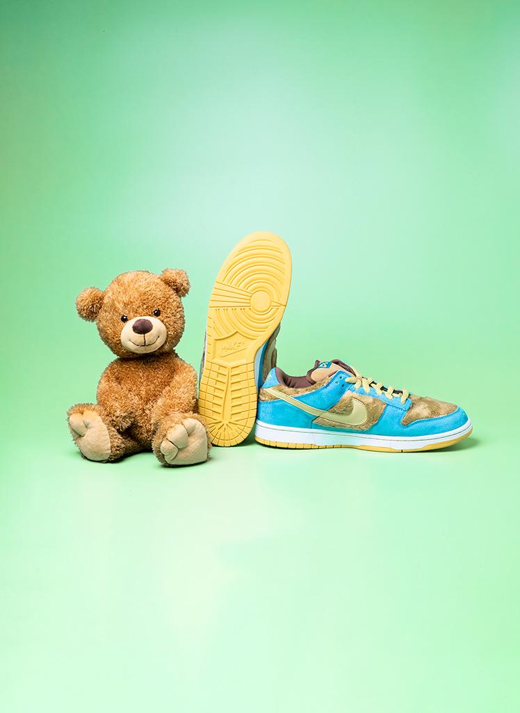 Nike SB Dunk Low 'Baby Bear'