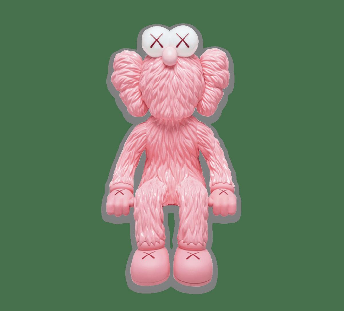 KAWS - Seeing Pink Image