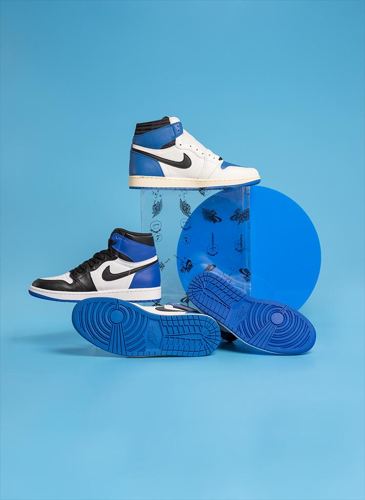 Nike Air Jordan 1 Fragment & Travis Scott