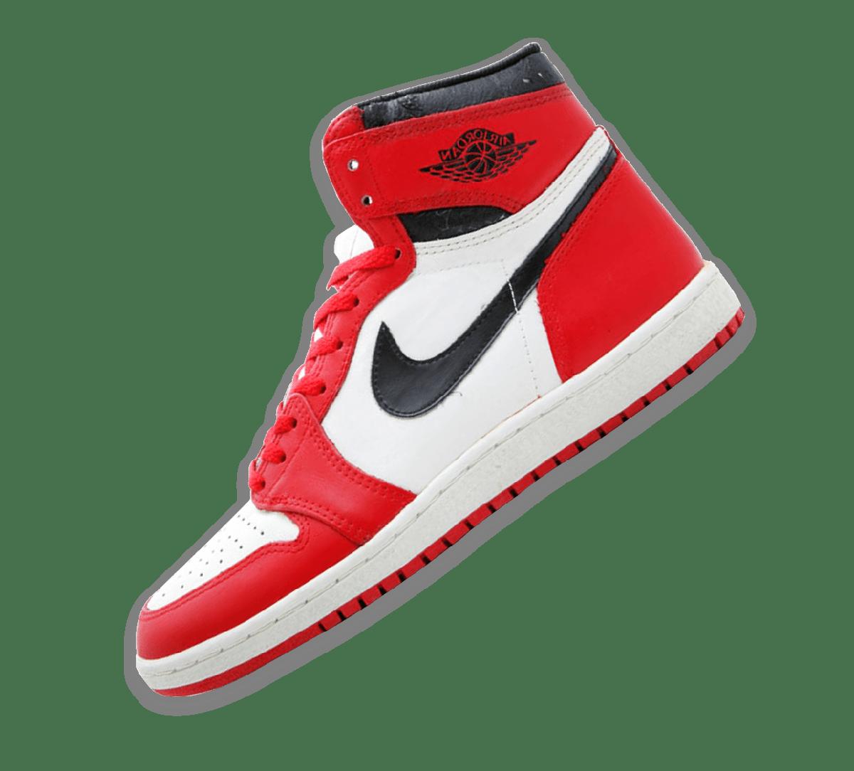 Nike Air Jordan 1985 & BRED Image