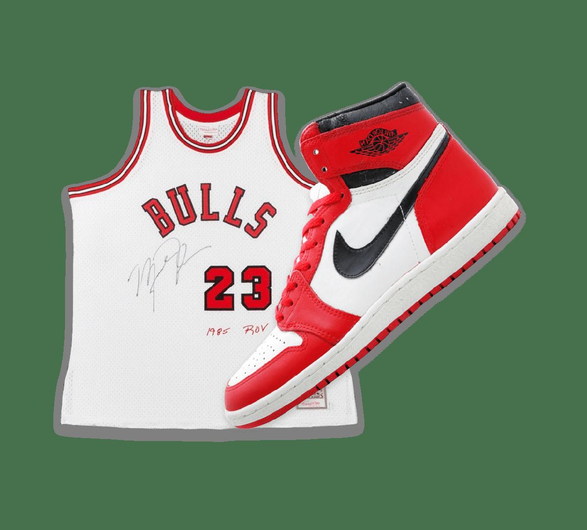 The 1985 Michael Jordan Collection Image