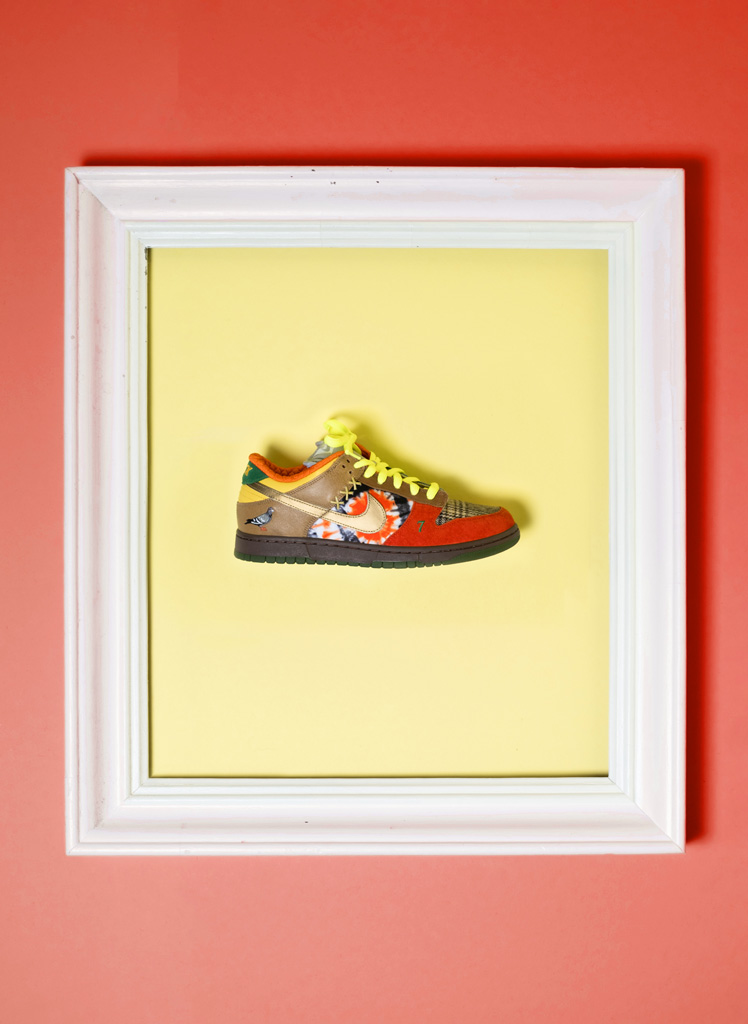 Nike SB Dunk Low 'What The Dunk'