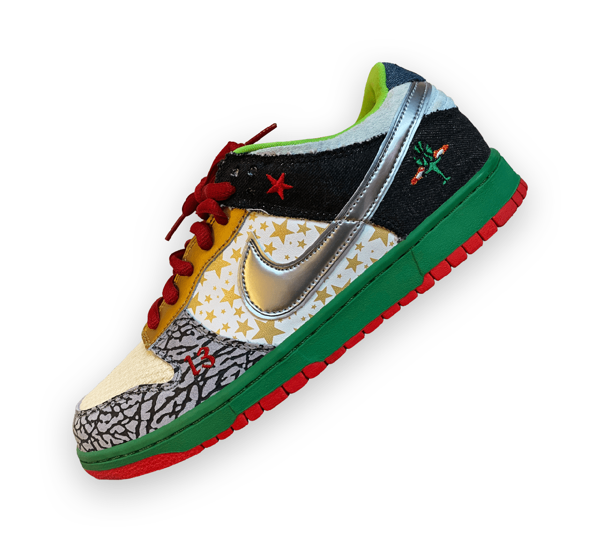 Nike SB Dunk Low 'What The Dunk' Image