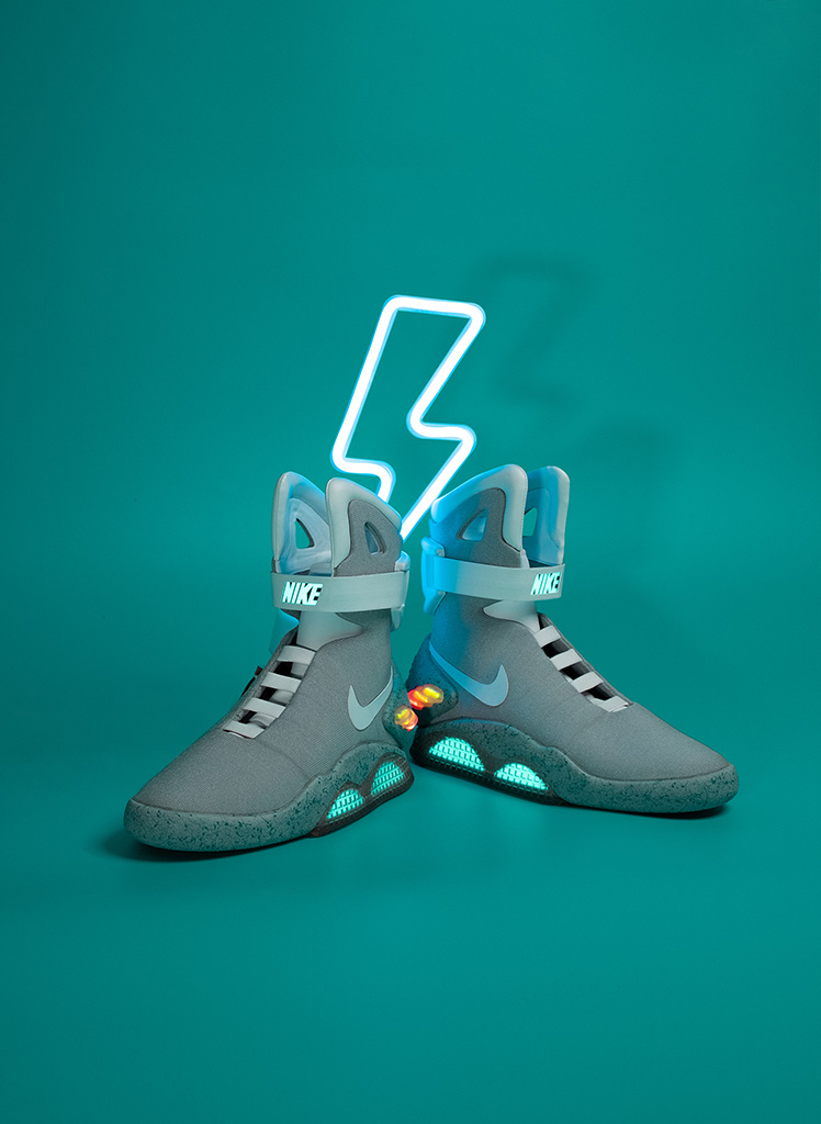 """Nike MAG """"Back To The Future"""""""