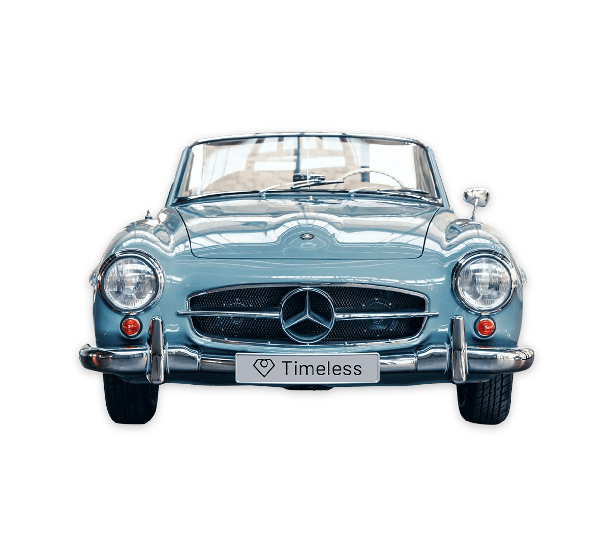 Mercedes 190 SL Image