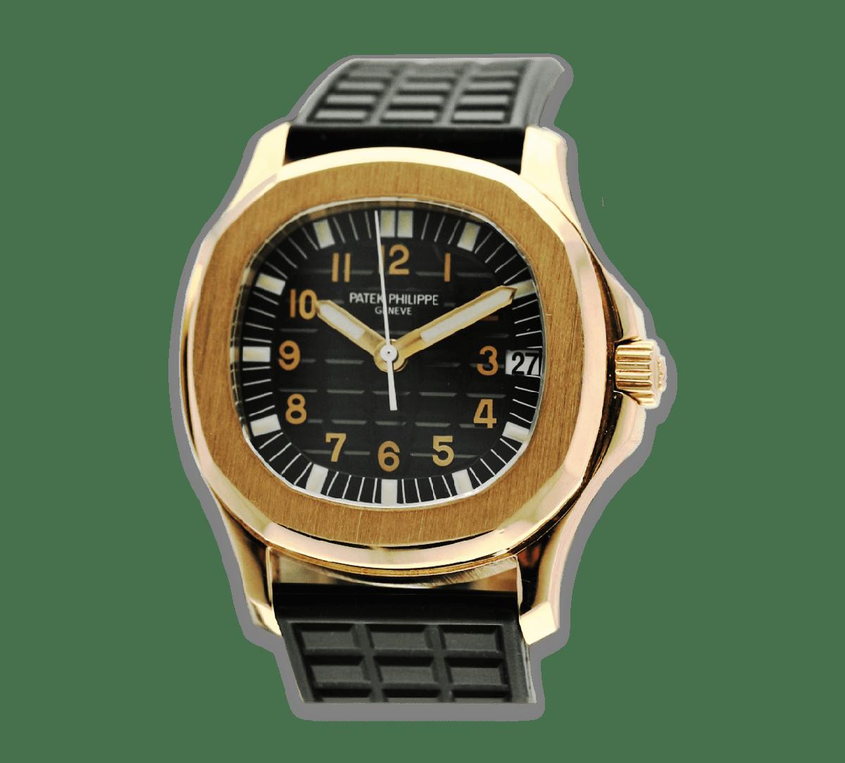 Patek Philippe Aquanaut 5066 J Yellow Gold Image