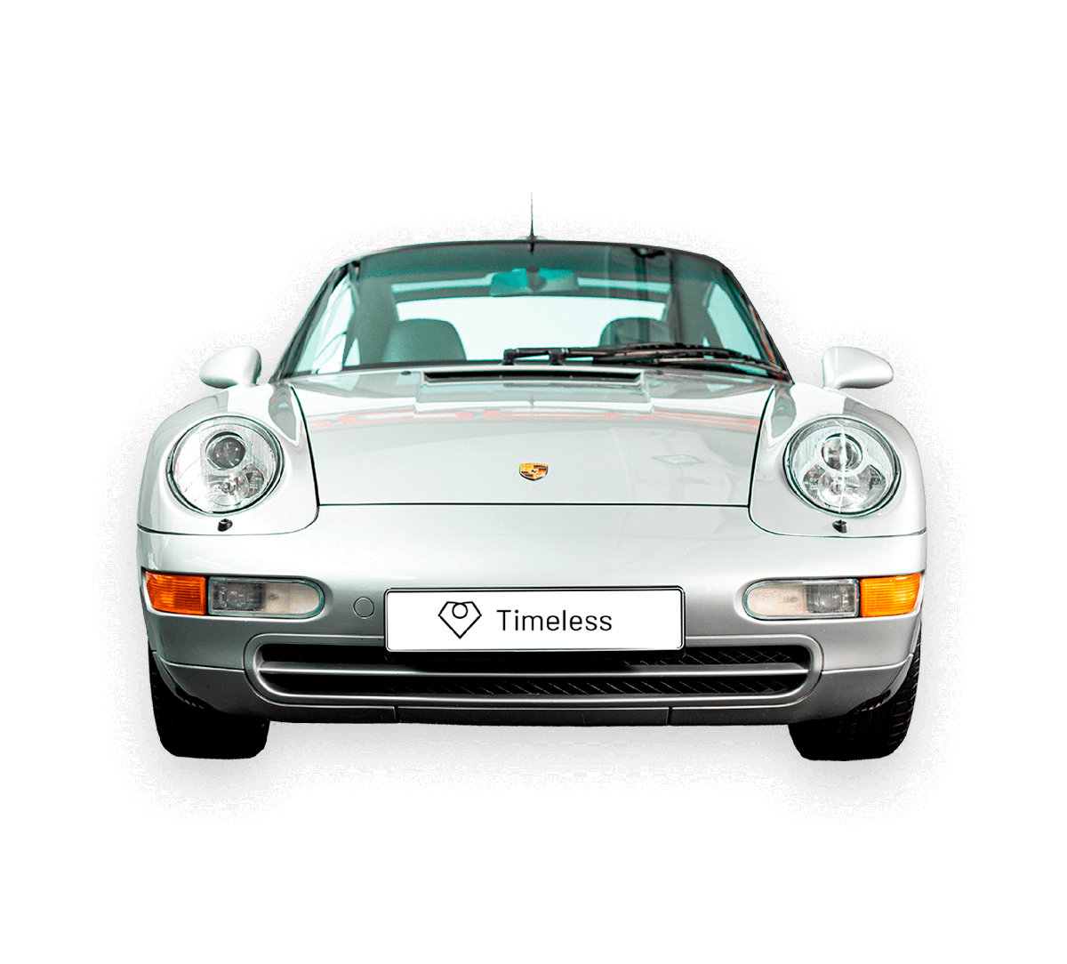1997 Porsche 911-993 Targa Image