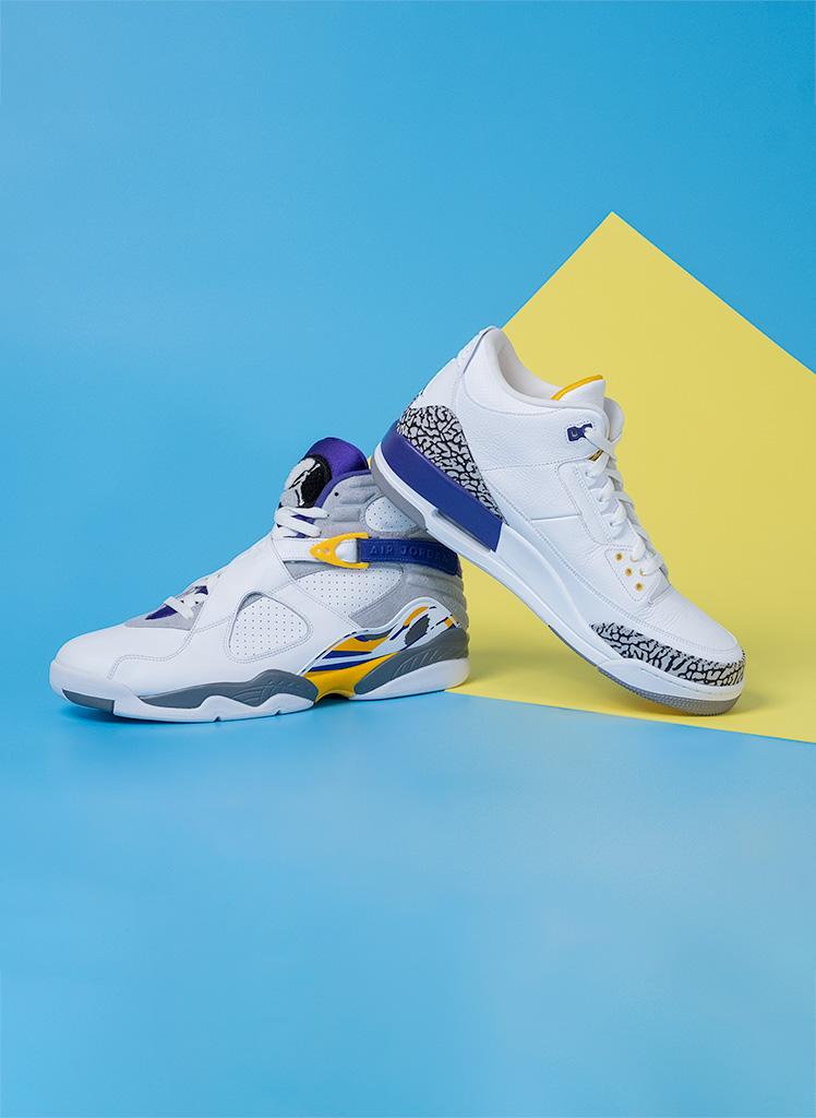 Air Jordan 3/8 Retro 'Kobe Pack'