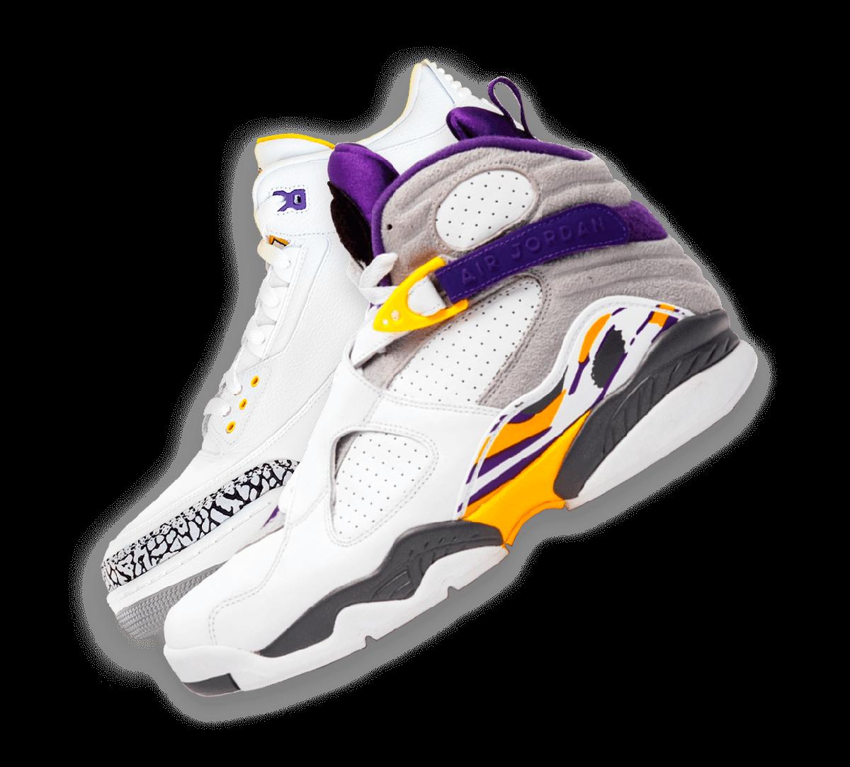 Air Jordan 3/8 Retro 'Kobe Pack' Image